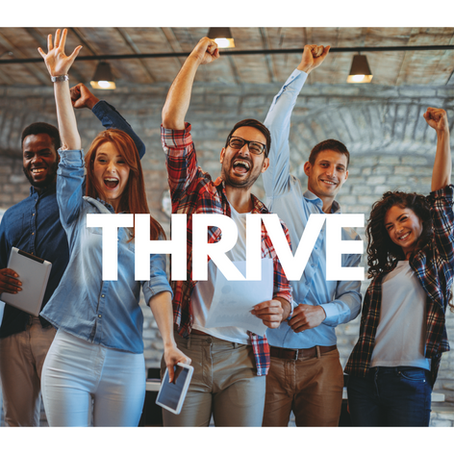 11+ Ways to Help Your Team THRIVE