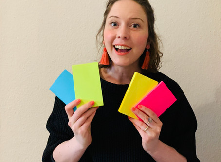 Post-It Magic? How to make sure YOU make use of this magical tool. And not the other way round.