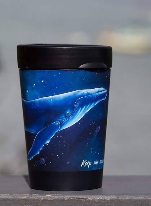 cuppa coffee cup ocean dreamer