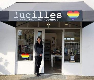 me outside Lucilles.jpeg