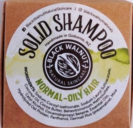 Shampoo Bar in a Box Normal Oily