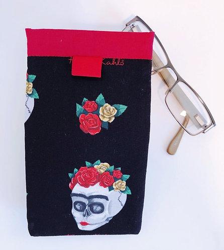 Glass Pouch Frida Kahlo