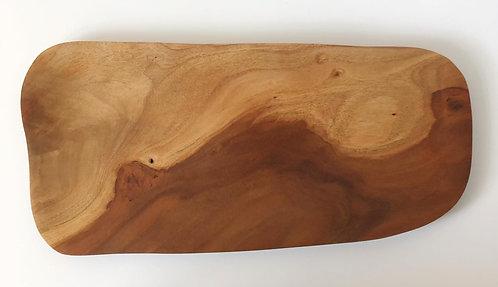 Pitcairn Island Wooden Platter
