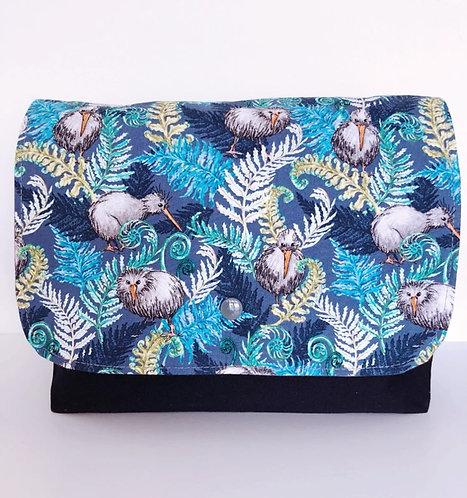 Messenger Handbag (with adjustable strap) Kiwi