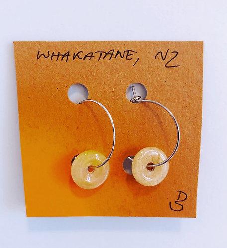Repurposed Jewellery Earrings