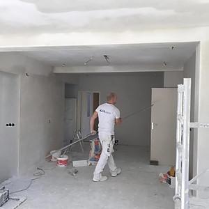Complete renovatie woonkamer