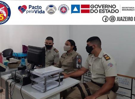 75ªCIPM – É Escolhida para ESTÁGIO OPERACIONAL DE ALUNOS OFICIAIS da PMBA, em Juazeiro-BA