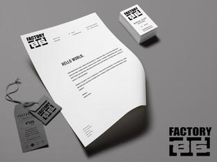 Branding - Factory 86