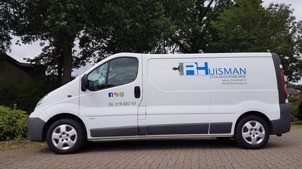 Promotie - Rhuisman