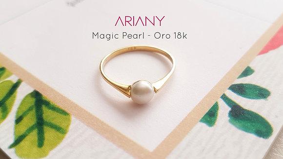Anillo Magic Pearl