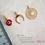 Thumbnail: Dije Mystical Moon - Oro 18k