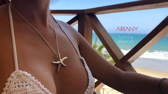 Luxury Starfish - Plata 950