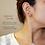 Thumbnail: Aretes Protection Eyes - Oro 18k