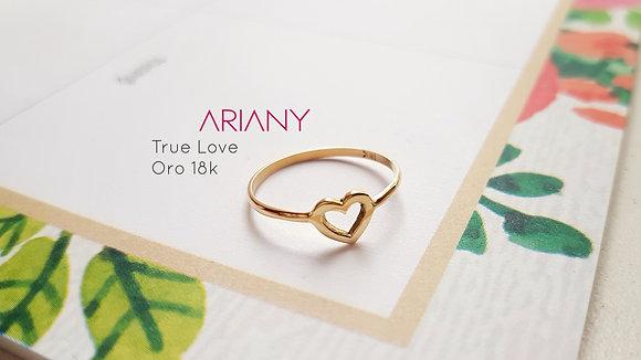 Anillo True Love