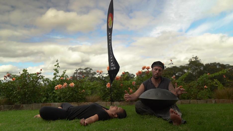 Incredible Soundscape Meditations at Tom