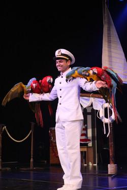 Captain Crusoë