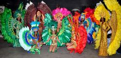 troupe brésilienne