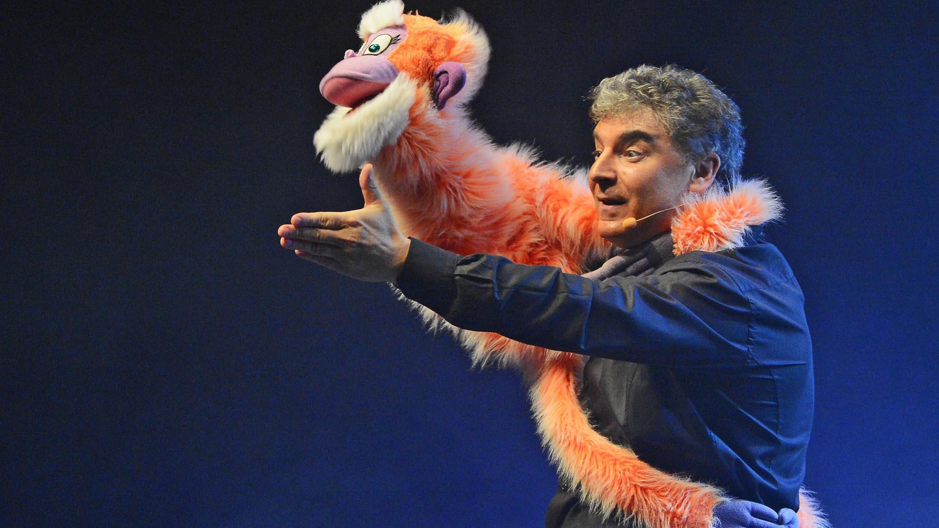 Christian Gabriel ventriloquie