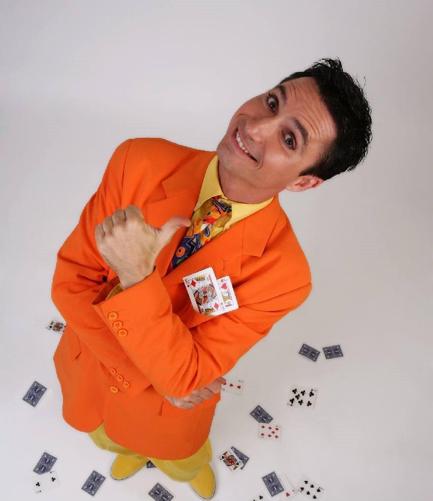 Mister King le magicien
