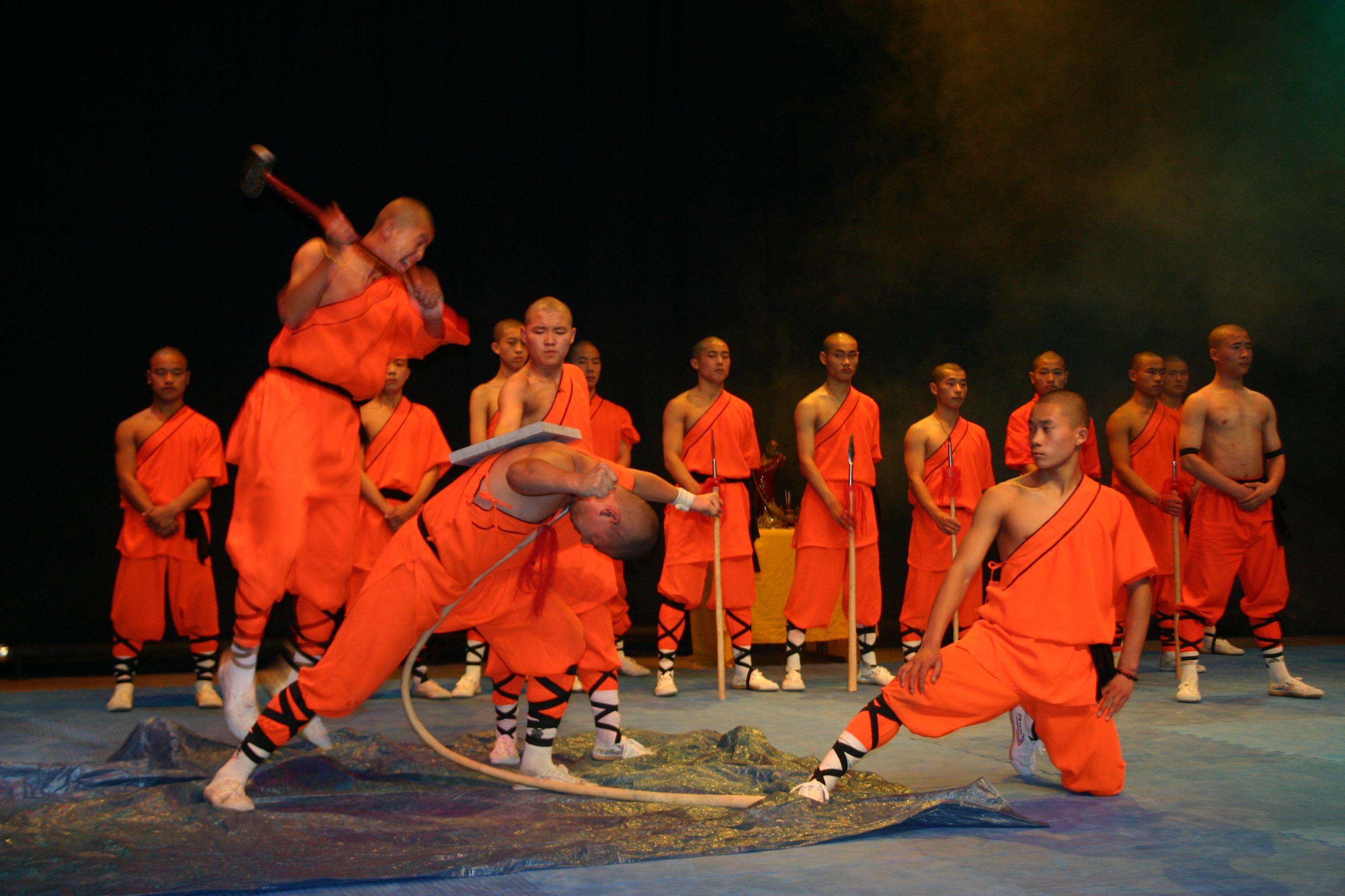Les Maîtres de Shaolin