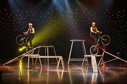Acro Bike VTT acrobatique