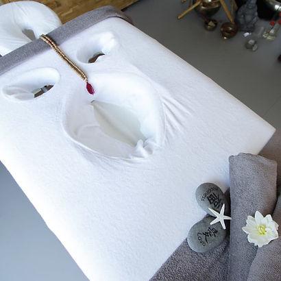 Massage tafel voor zwangeren Wellness Oa