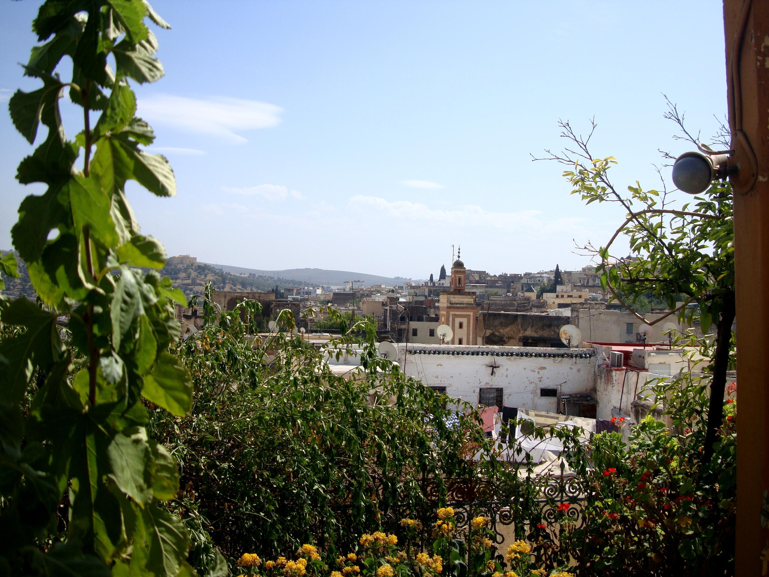 Medina Fes Morocco