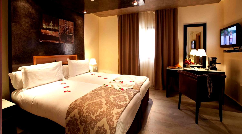 hotel room della Rosa Marrakech