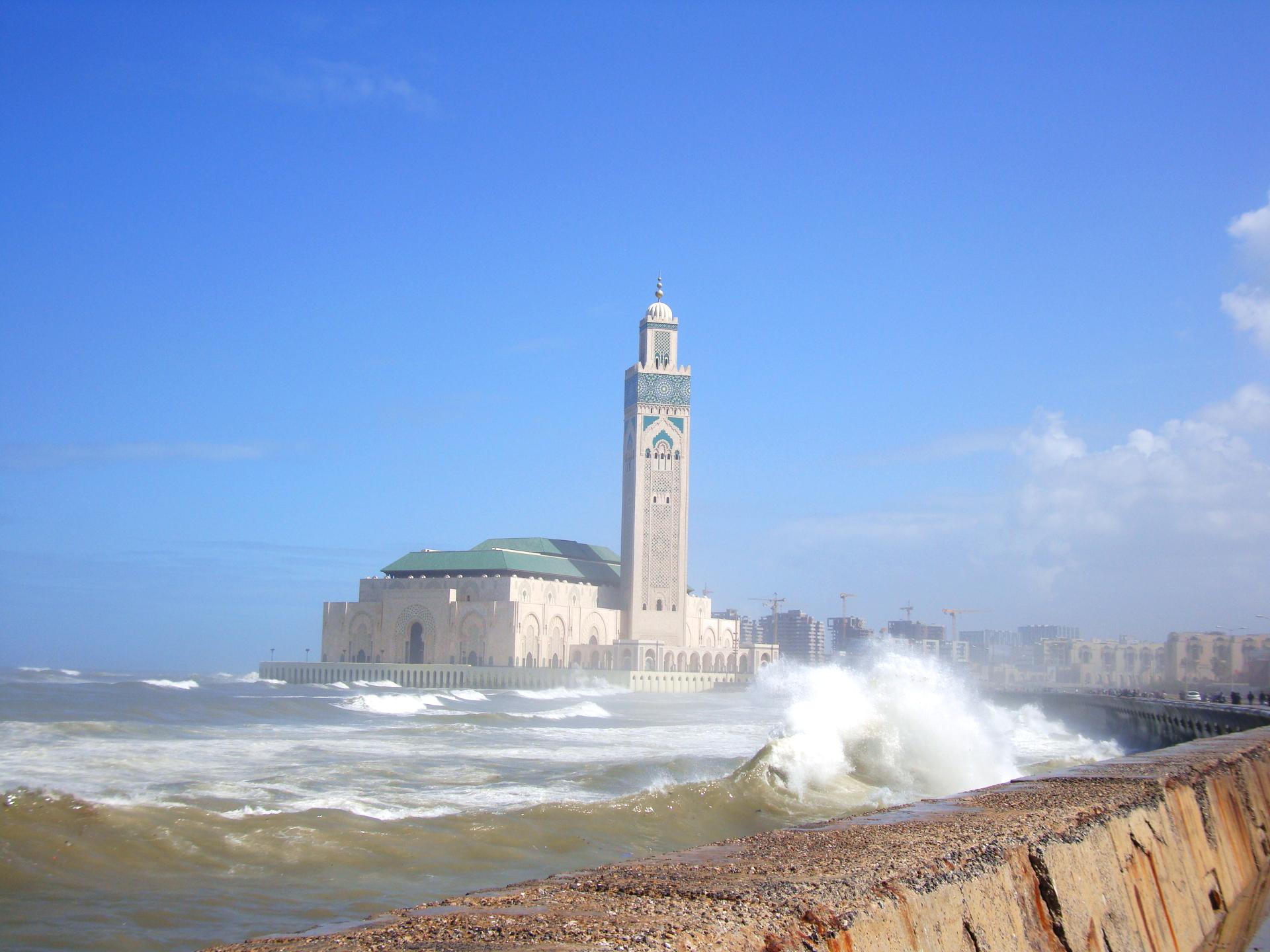 Mosquee Hassan II Casablanca