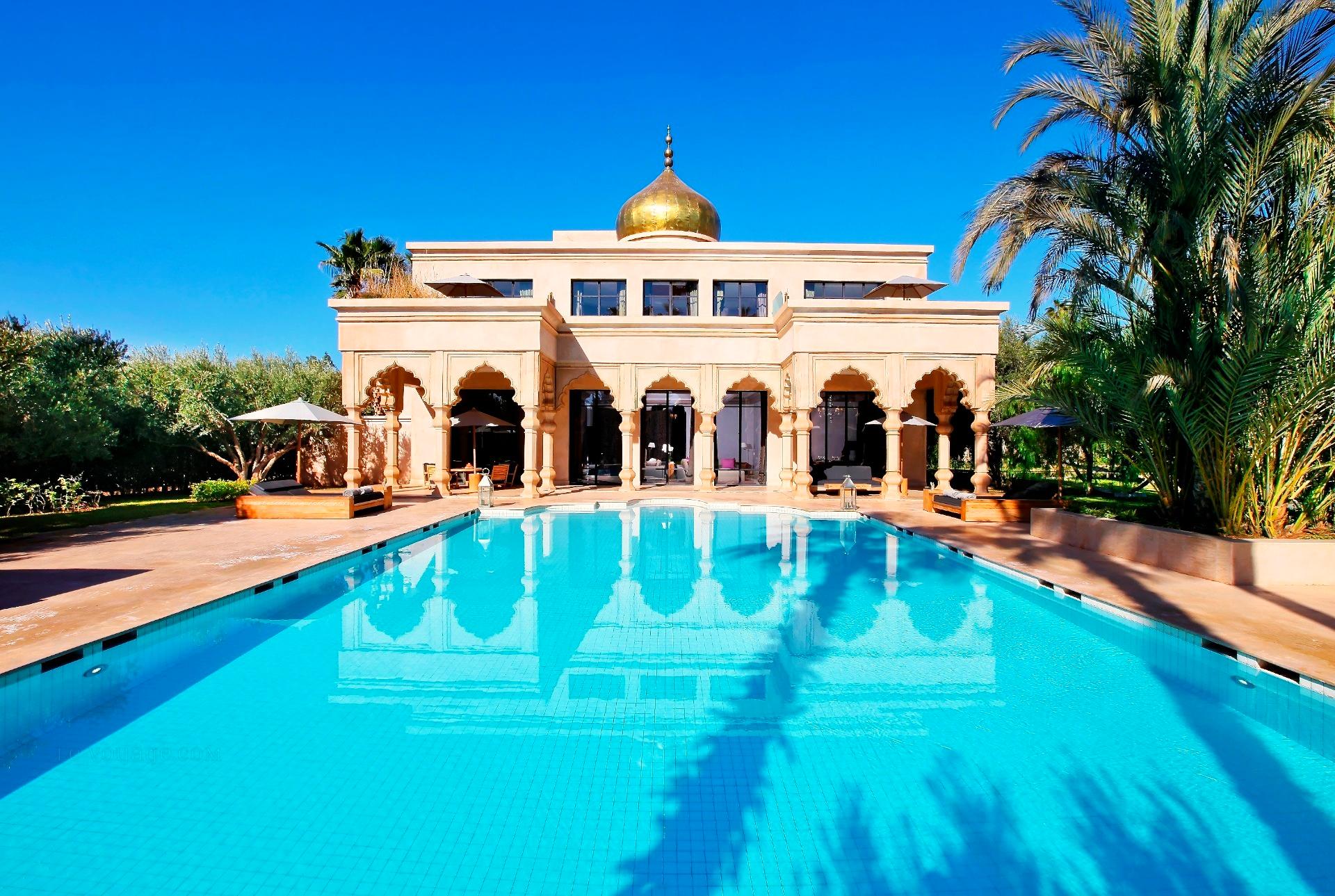 Luxury Namaskar Palace Marrakech