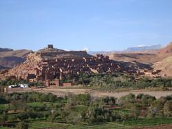 摩洛哥南部的艾特本哈杜