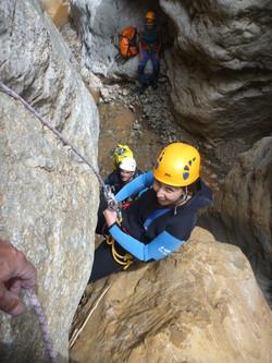 Canyoning Maroc Ourika