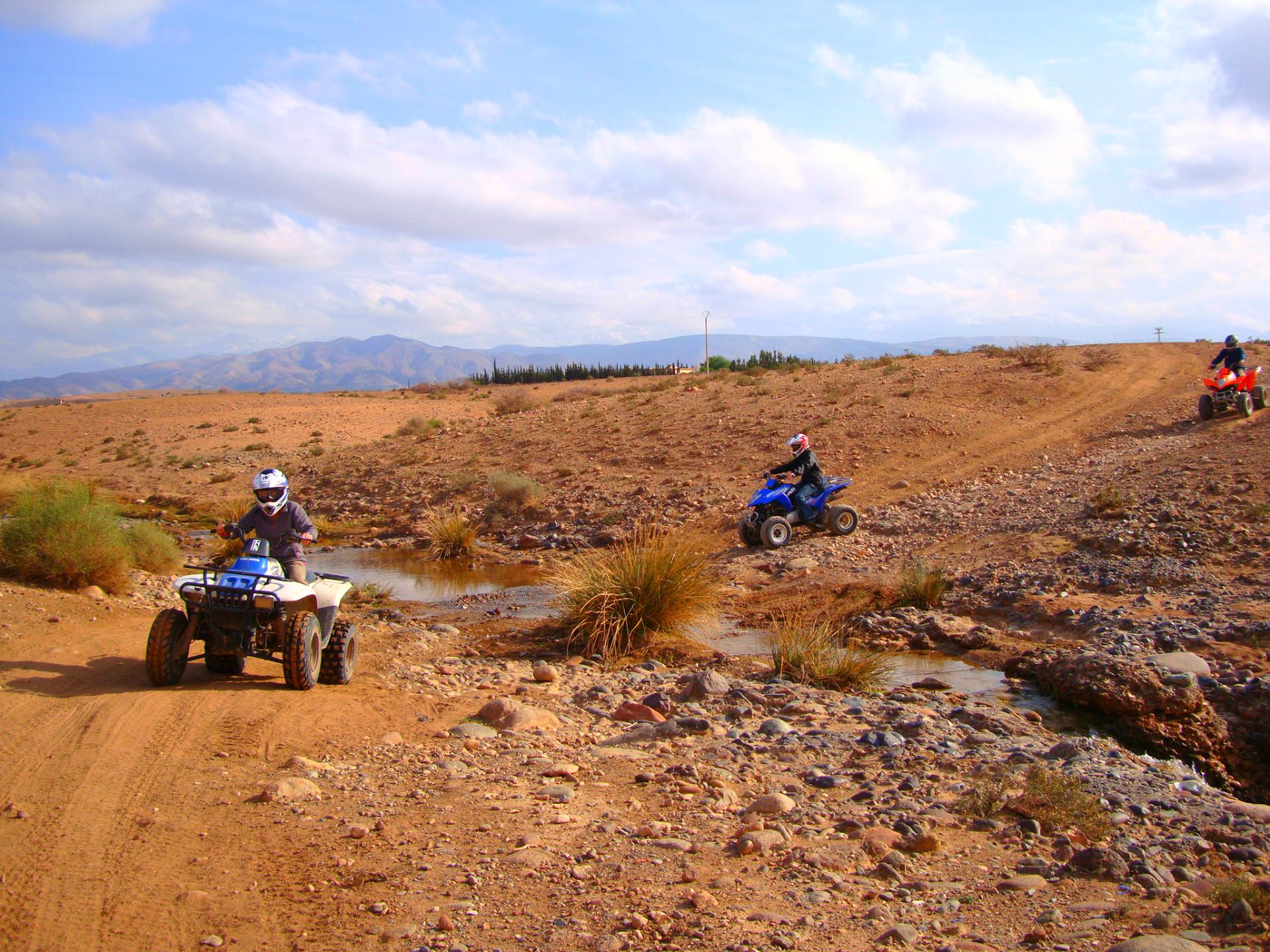 Quad Maroc