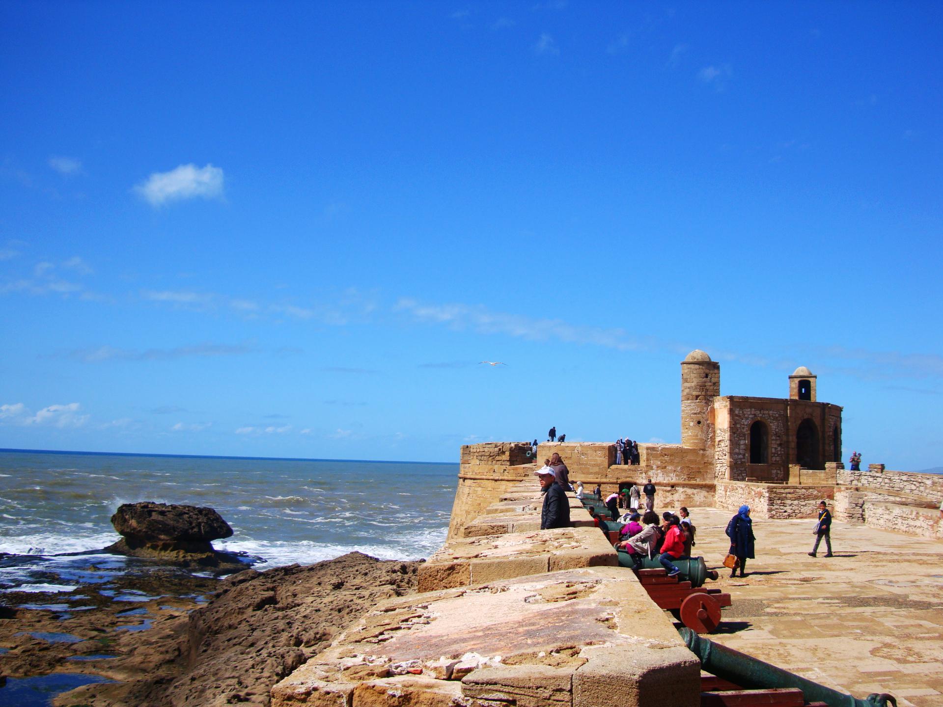 Essaouira remparts medina
