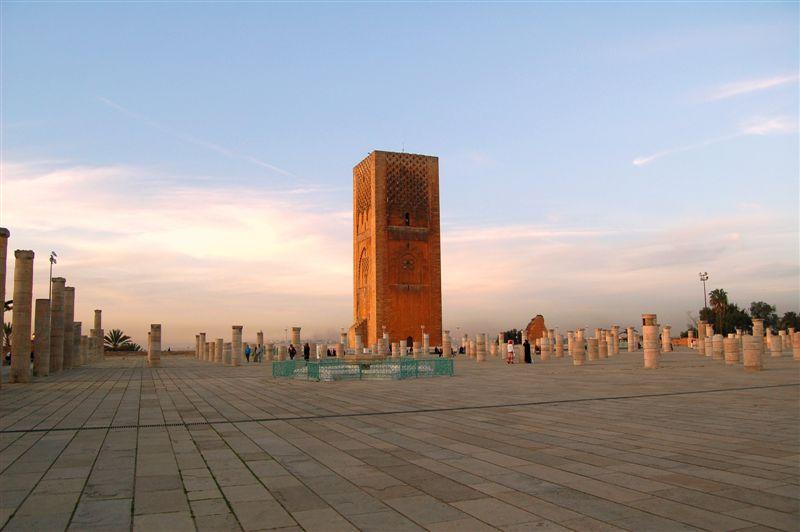 Rabat Tour Hassan