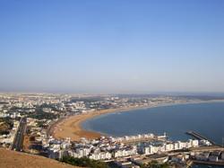 Baie Agadir Maroc