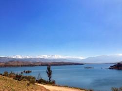 Lac Lalla Takerkoust Haut Atlas