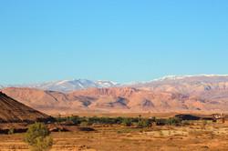 摩洛哥高阿特拉斯
