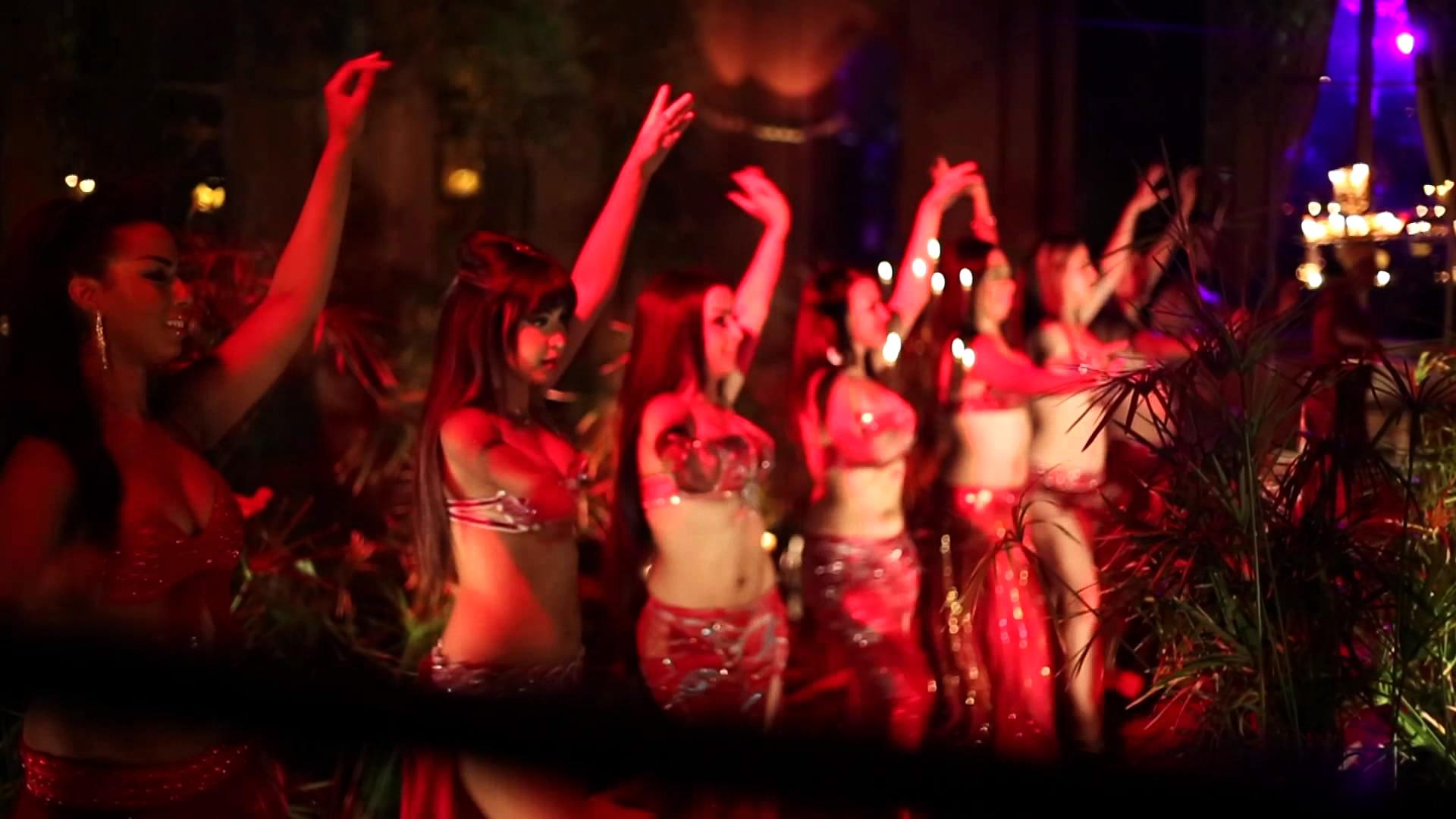 Jad Mahal的晚会