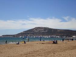 阿加迪尔海滩