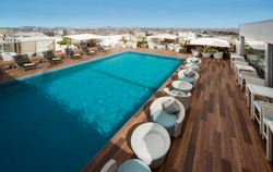 Casablanca Movenpick pool