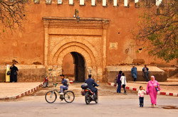 Taroudant remparts maroc