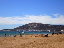 Agadir plage