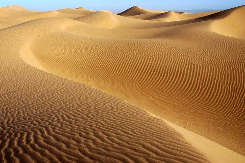 Mhamid 白色沙漠