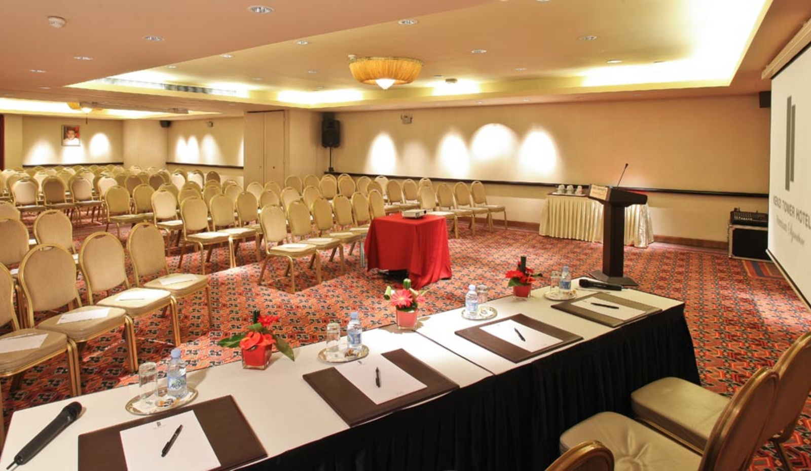 meeting room Kenzi Tower Casablanca