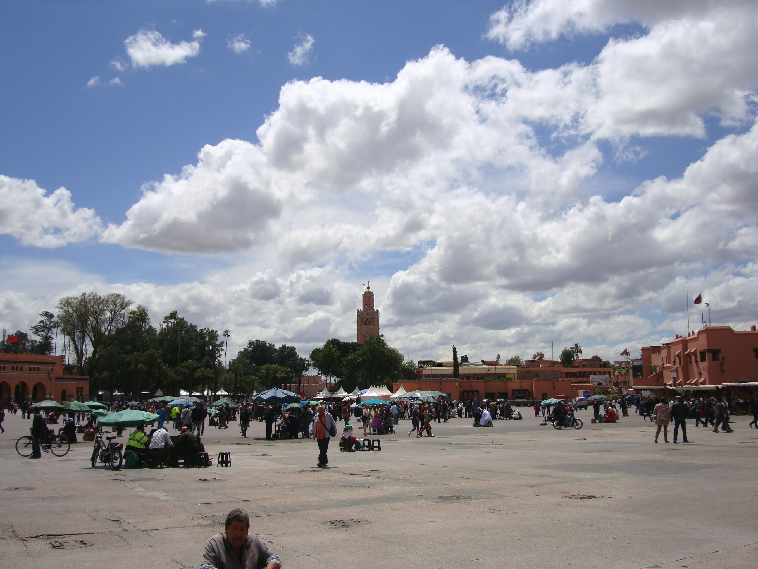 Jama El Fnaa Marrakech