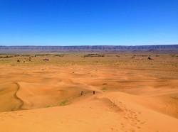 Dunes de Tinfou Zagora