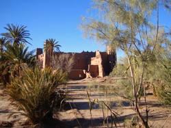 Porte désert maroc