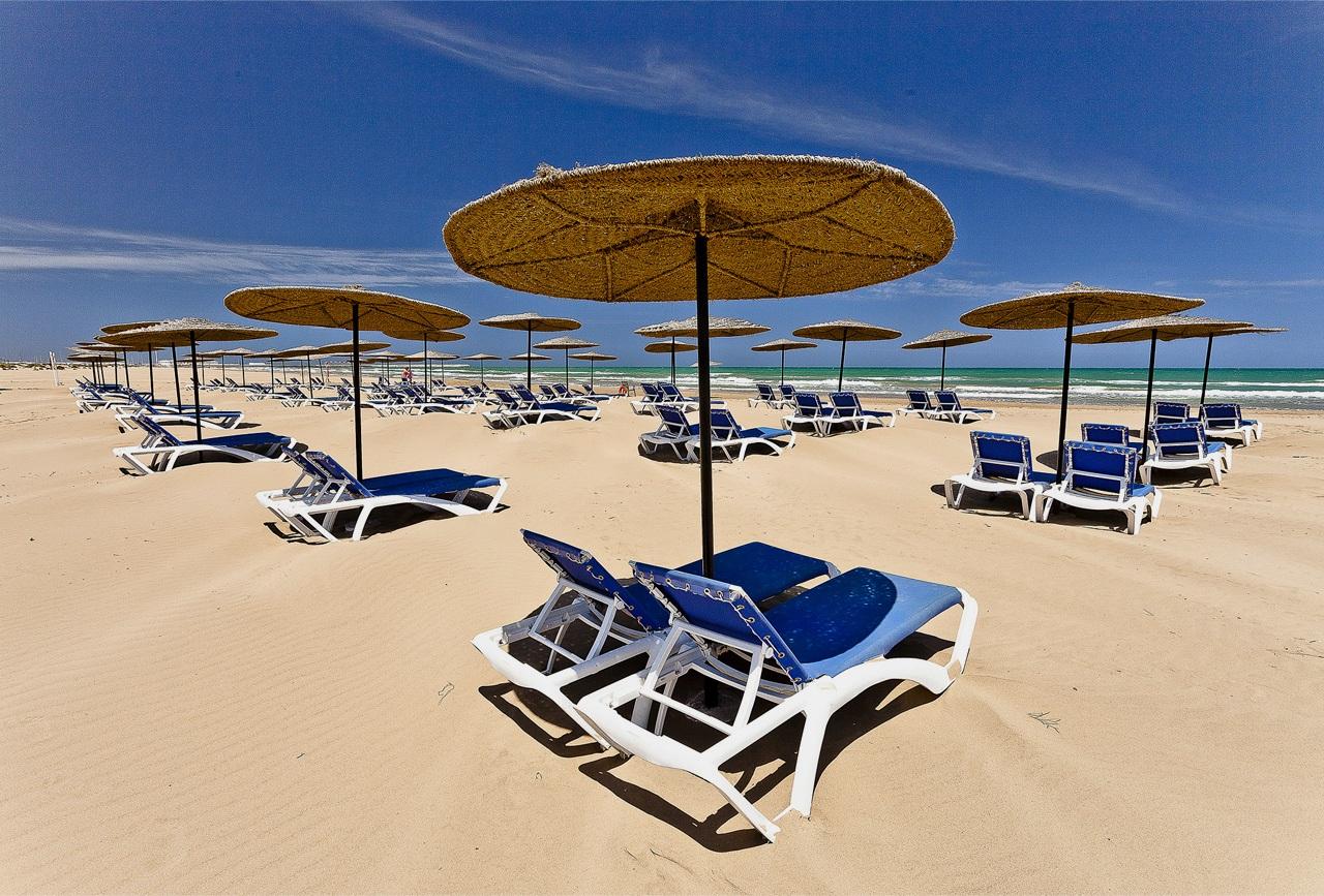Saidia beach Morocco