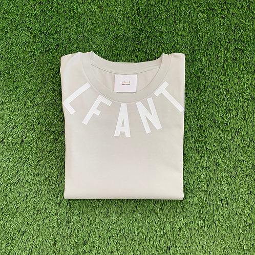 """Teaneck"" s/s by LFANT/ Cool Grey"